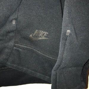 NIKE women's cowl neck hoodie